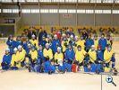 Fotogalerie modro-žlutá parta HC Kopřivnice