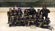 Čtvrťáci HC Kopřivnice na prestižním turnaji ve Vítkovicích vybojovali druhé místo - foto týmu