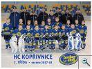 Představujeme mládež HC KOPŘIVNICE sezóna 2017-2018 - 2. třída