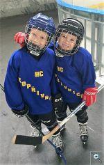 Nábor do hokejového klubu HC Kopřivnice - ilustrační foto