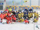 Přípravné zápasy HC Kopřivnice ročníků 2010, 2011, 2012