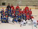 Přípravný víkendový zápas HC Kopřivnice ročníku 2010 a 2011