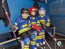 Fotogalerie druhého přípravného zápasu HC Havířov - HC Kopřivnice
