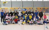 Pojď hrát hokej - týden hokeje v Kopřivnici