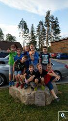 Mezinárodní turnaj v mini hokeji u Oravské přehrady na Slovensku- přípravka HC Kopřivnice